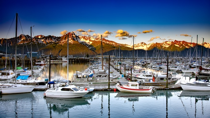 City of Seward Boat Harbor and Launch [Alaska Slot Machine Casino Gambling in 2019]