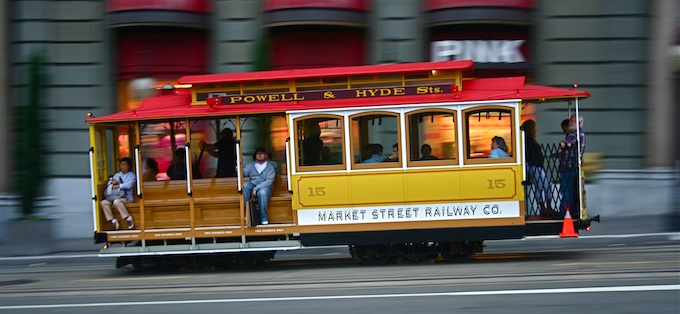 San Francisco Streetcar [California Slot Machine Casino Gambling in 2019]