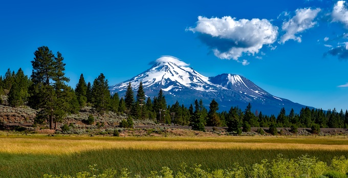 Mount Shasta in Siskiyou County [California Slot Machine Casino Gambling in 2019]