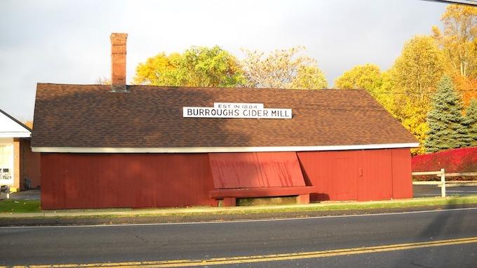Burroughs Cider Mill in Trumbull [Connecticut Slot Machine Casino Gambling in 2019]