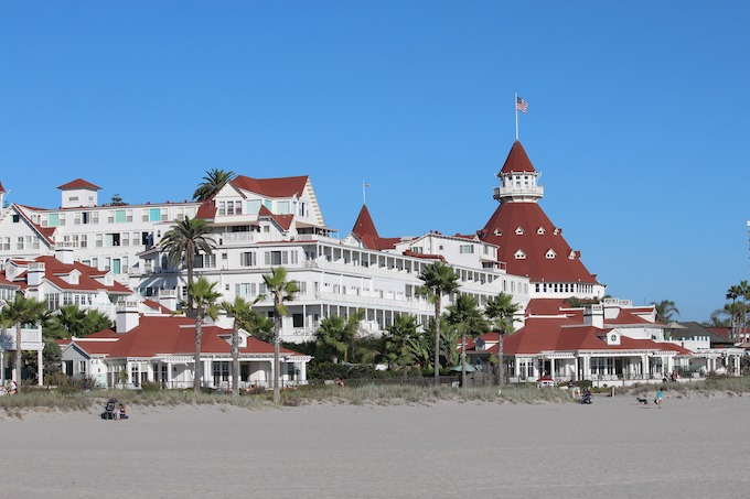 Hotel Del Coronado in San Diego [California Slot Machine Casino Gambling in 2019]