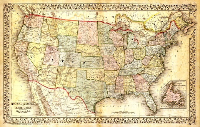 56 U.S. States, Territories, and the Federal District [Slots Money Management Tips]