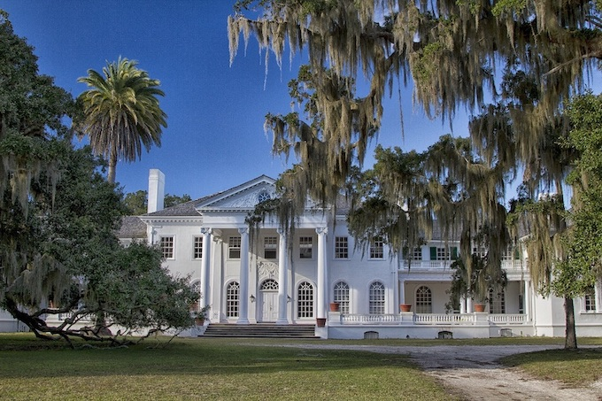Plum Orchard Mansion on Cumberland Island [Georgia Slot Machine Casino Gambling in 2019]