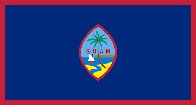 The Territorial Flag of Guam [Guam Slot Machine Casino Gambling in 2019]