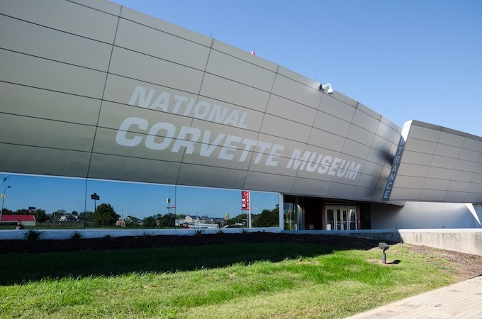 National Corvette Museum in Bowling Green [Kentucky Slot Machine Casino Gambling in 2020]