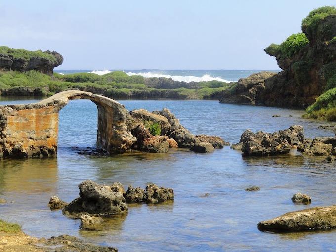 Salaglula Pools in Inarajan [Guam Slot Machine Casino Gambling in 2019]