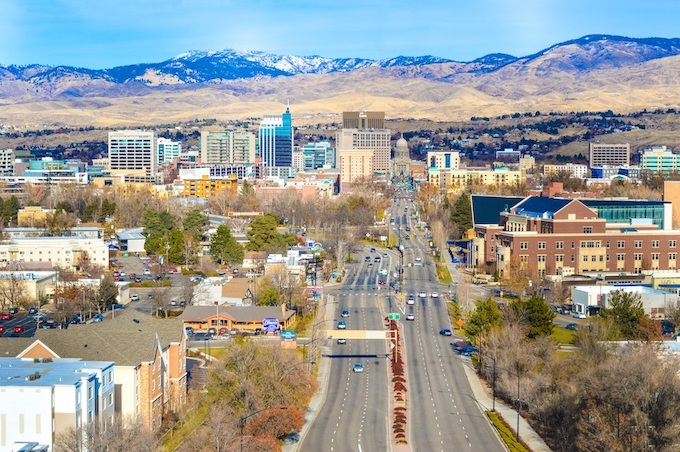 The Capital City of Boise [Idaho Slot Machine Casino Gambling in 2019]
