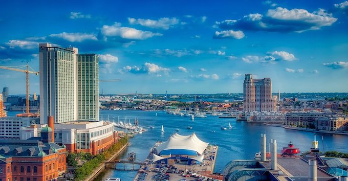 Baltimore Harbor Bay [Maryland Slot Machine Casino Gambling in 2020]