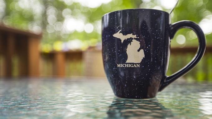 Michigan Coffee Mug [Michigan Slot Machine Casino Gambling in 2020]