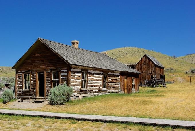 Bannack Montana House [Montana Slot Machine Casino Gambling in 2020]