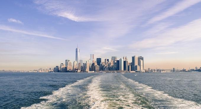 NYC from Off-Shore [New York Slot Machine Casino Gambling in 2020]