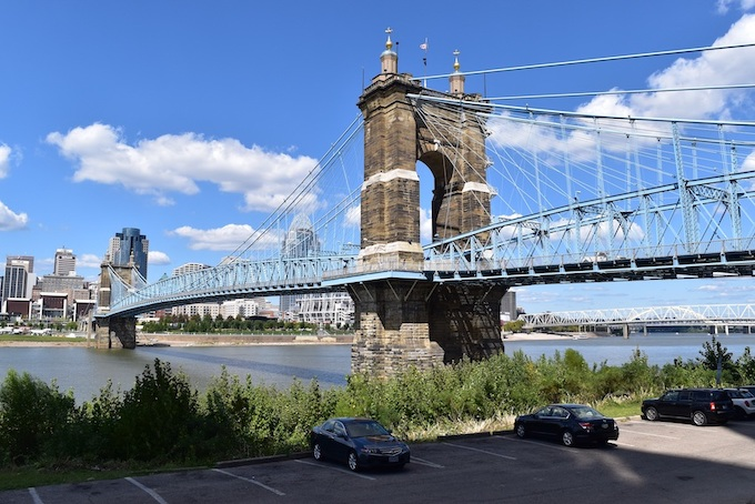 John A. Roebling Suspension Bridge [Ohio Slot Machine Casino Gambling in 2020]
