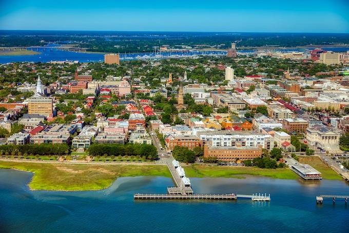 City of Charleston [South Carolina Slot Machine Casino Gambling in 2020]