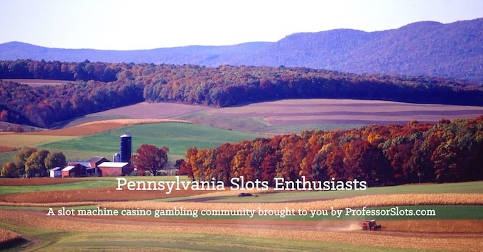 Pennsylvania Slots Community on Facebook [Pennsylvania Slot Machine Casino Gambling in 2020]