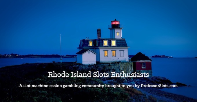 Rhode Island Slots Community on Facebook [Rhode Island Slot Machine Casino Gambling in 2020]