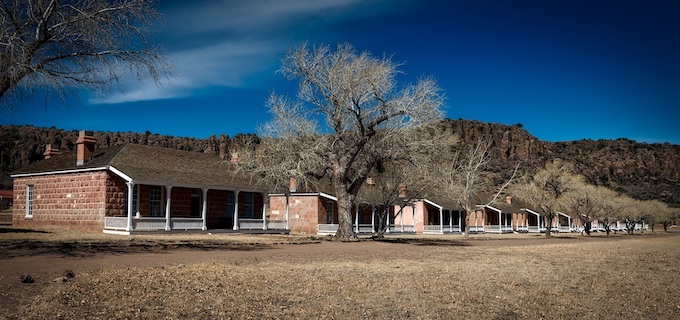 Fort Davis National Historic Site [Texas Slot Machine Casino Gambling in 2020]