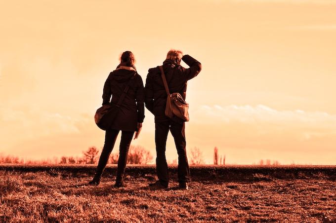 Traveling People Outdoor Gazing [Scientific Games Corporation 2020]