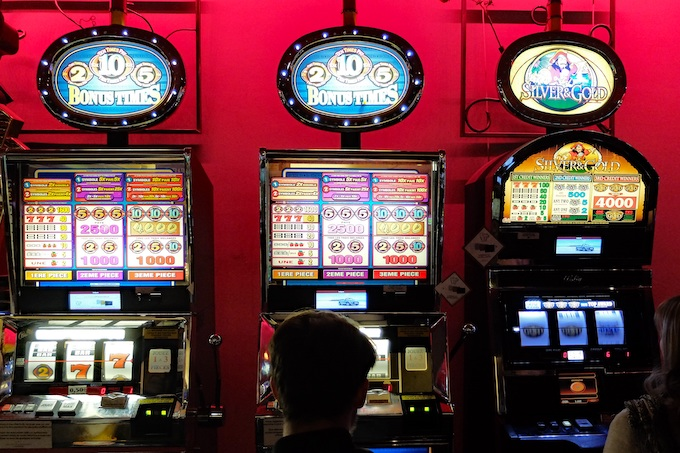 Three Slot Machines in a Row [Scientific Games Corporation 2020]