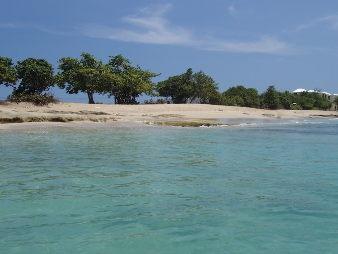 Beach on the Island of St. Croix [U.S. Virgin Islands Slot Machine Casino Gambling in 2020]