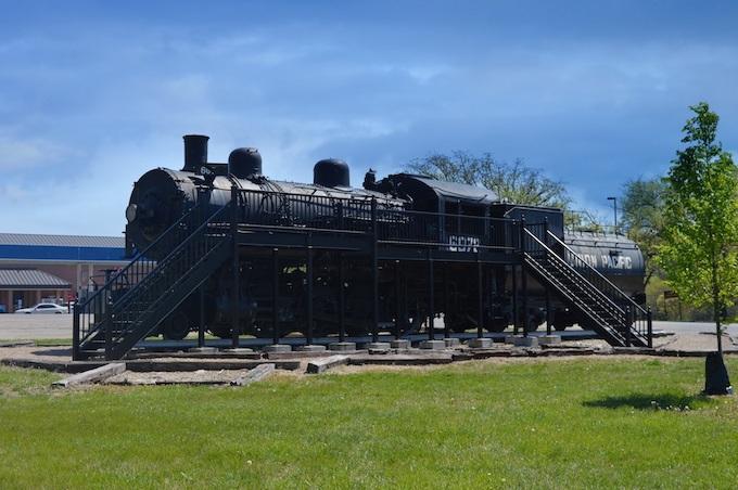 Train Museum in Fort Riley [Kansas Slot Machine Casino Gambling in 2020]