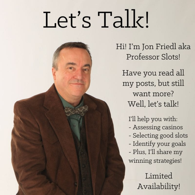 Do you want a personal consultation? Well, let's talk!
