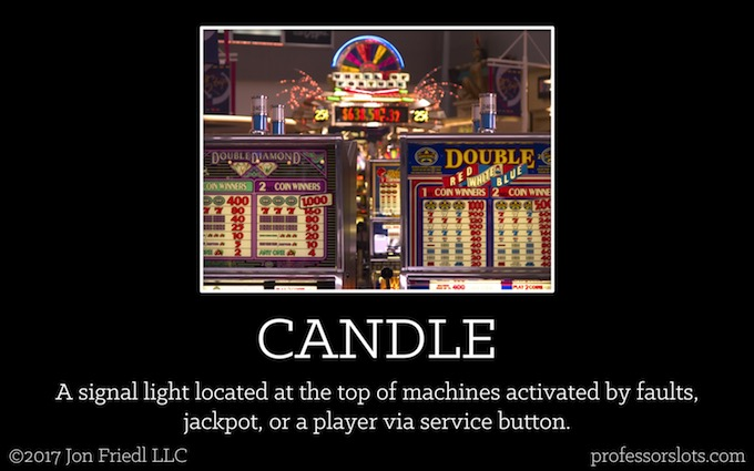 Candle (Casino Gambling Definitions).