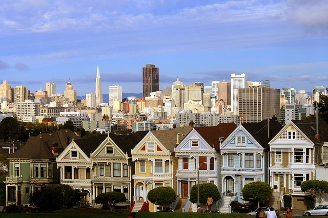 The City of San Francisco (California Slot Machine Casino Gambling 2018).