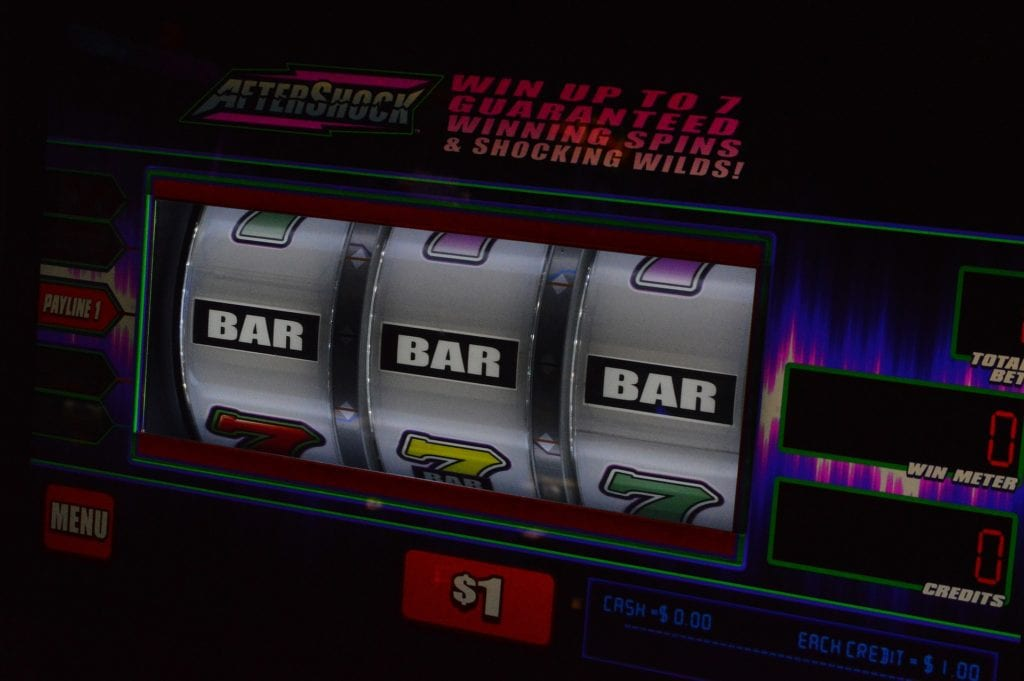 Why Do Slot Machines Say Bar?