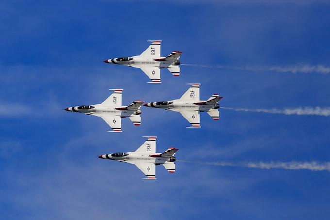 "Georgia slot machine casino gambling: F-16 Thunderbirds ""Wings Over North Georgia""."