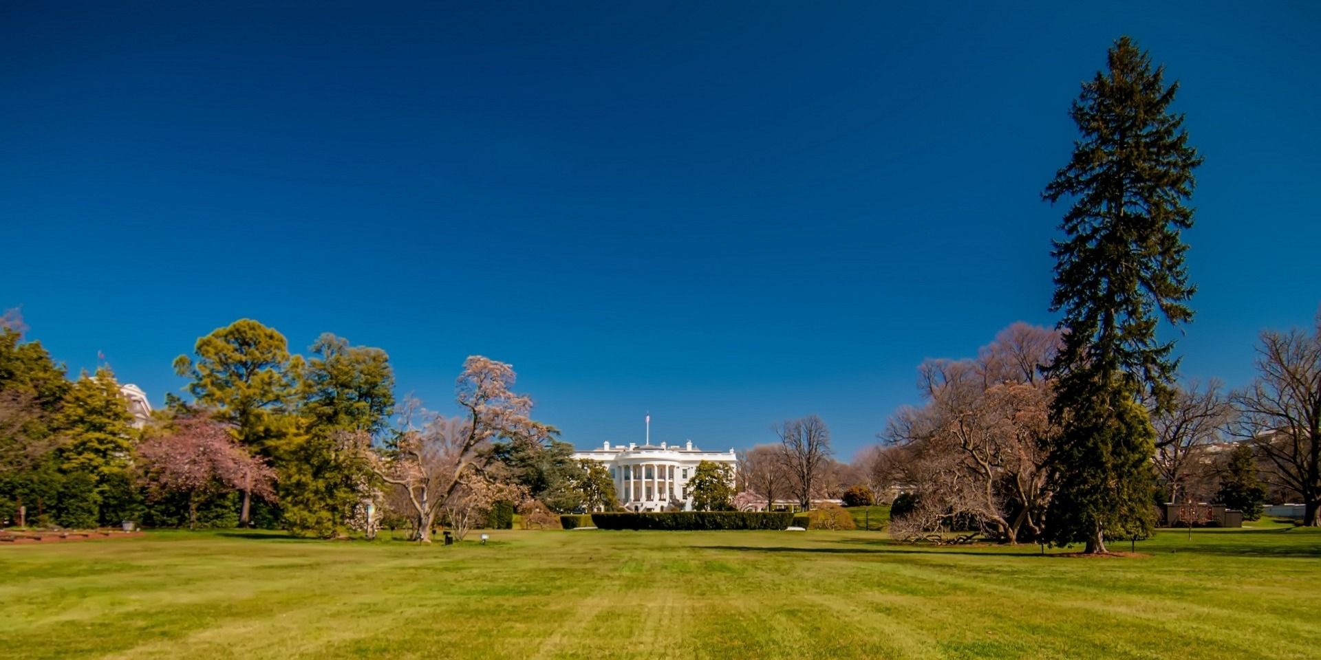 White House Lawn, Washington, District of Columbia