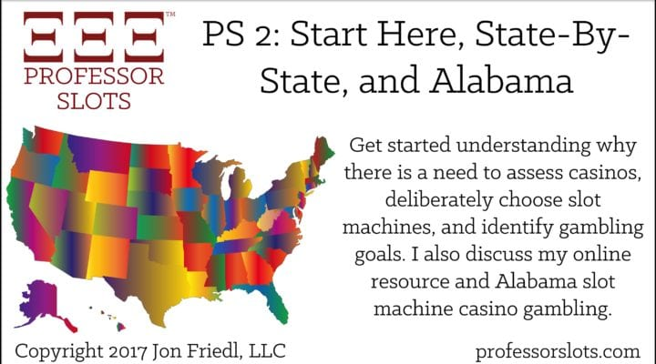 PS 2: Start Here, State-By-State, Alabama