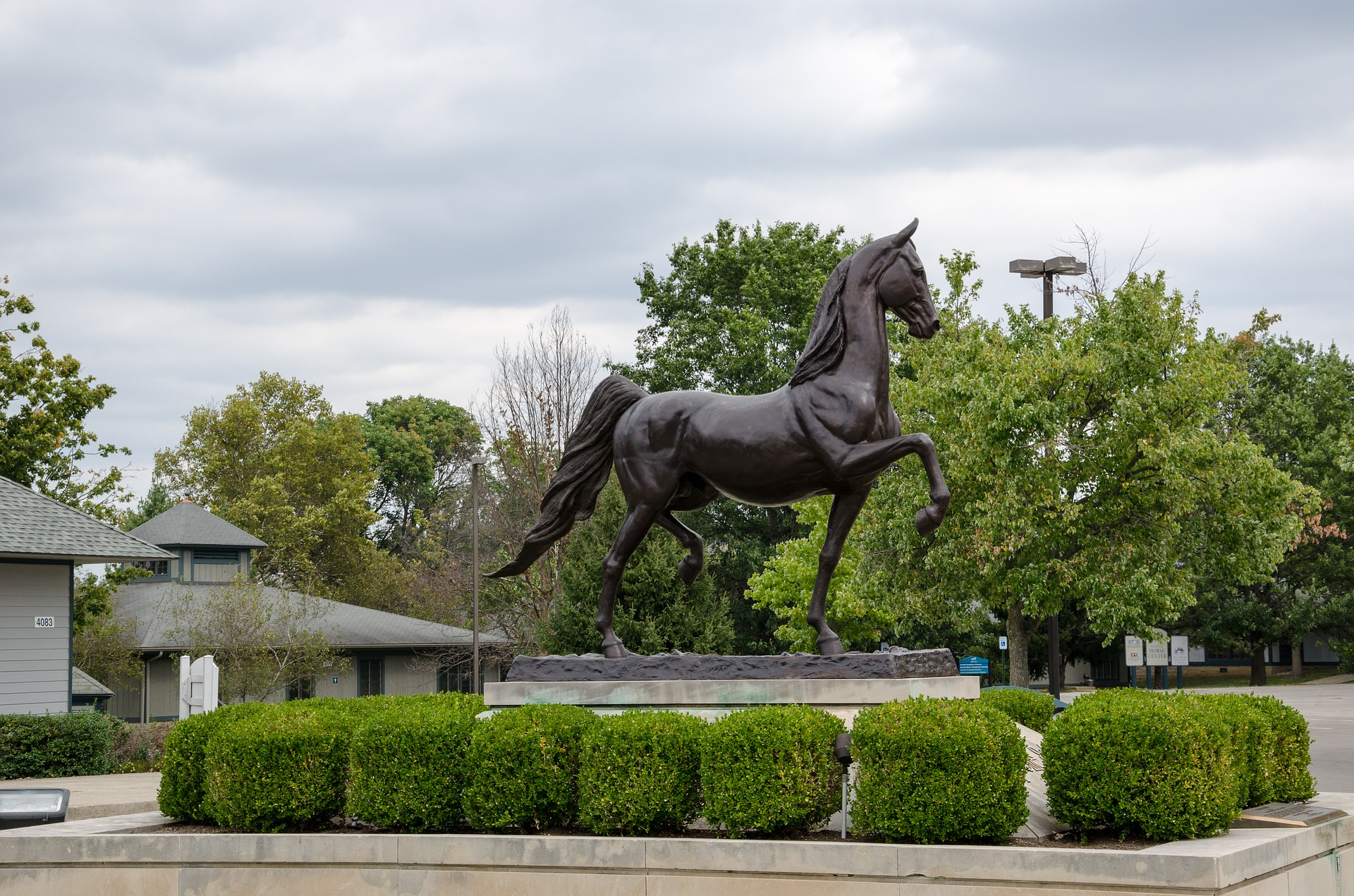 Kentucky's prestigious and historic horse racing culture.