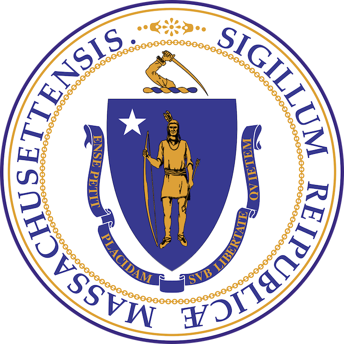 State Seal of Massachusetts [Massachusetts Slot Machine Casino Gambling 2018]