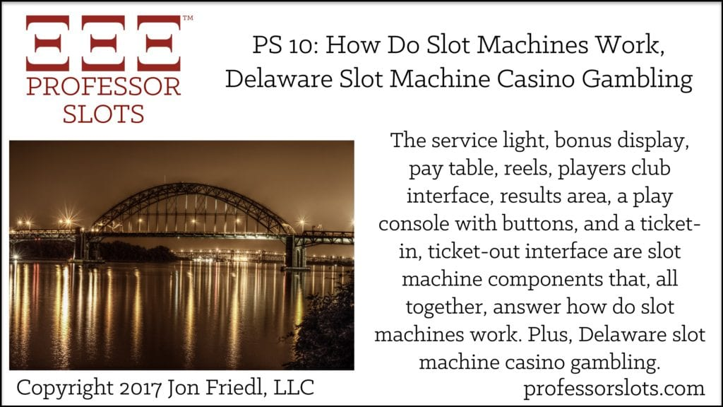 How does gambling machines work