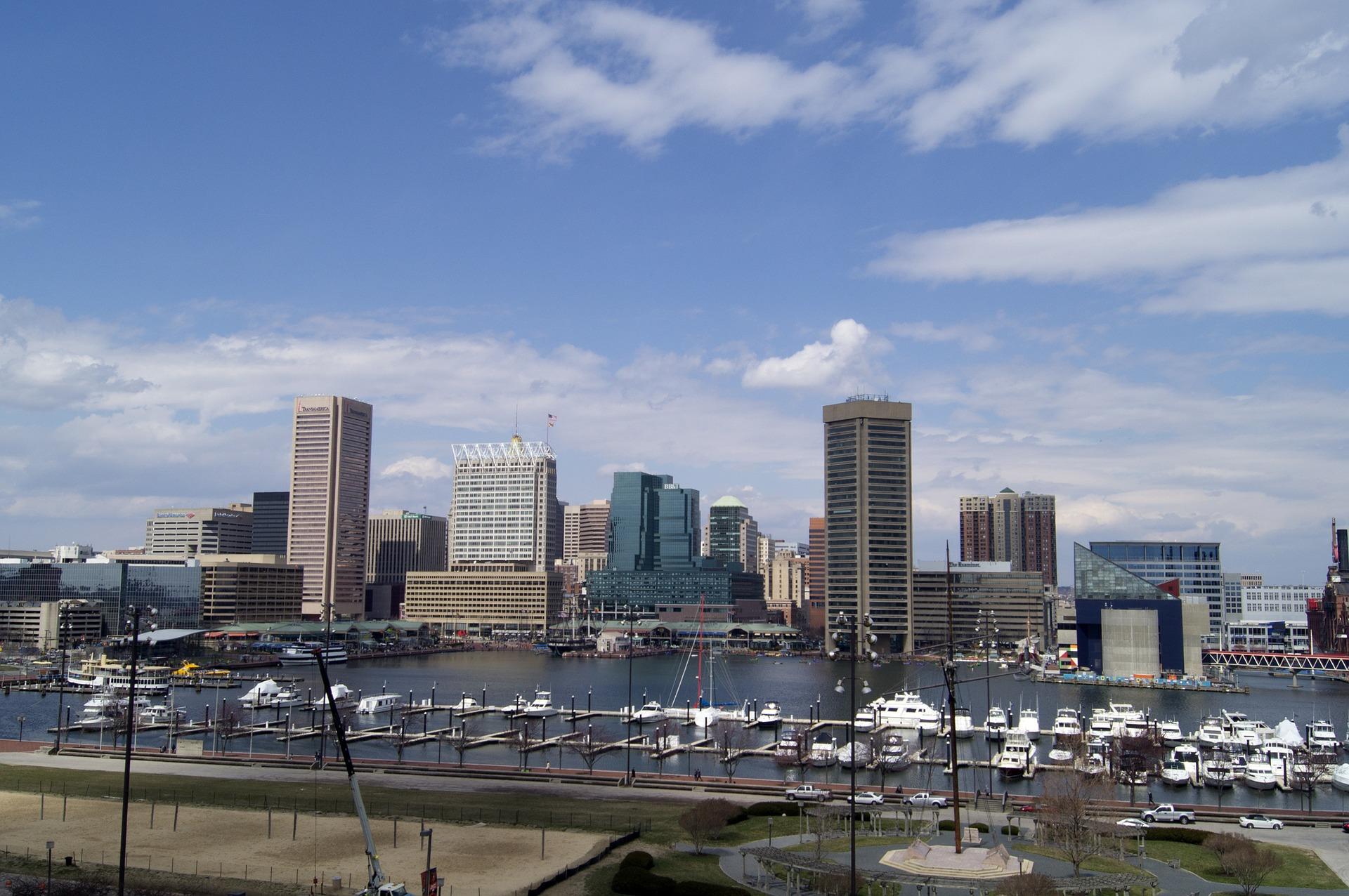 Baltimore, from Professor Slots blog on Maryland slot machine casino gambling.