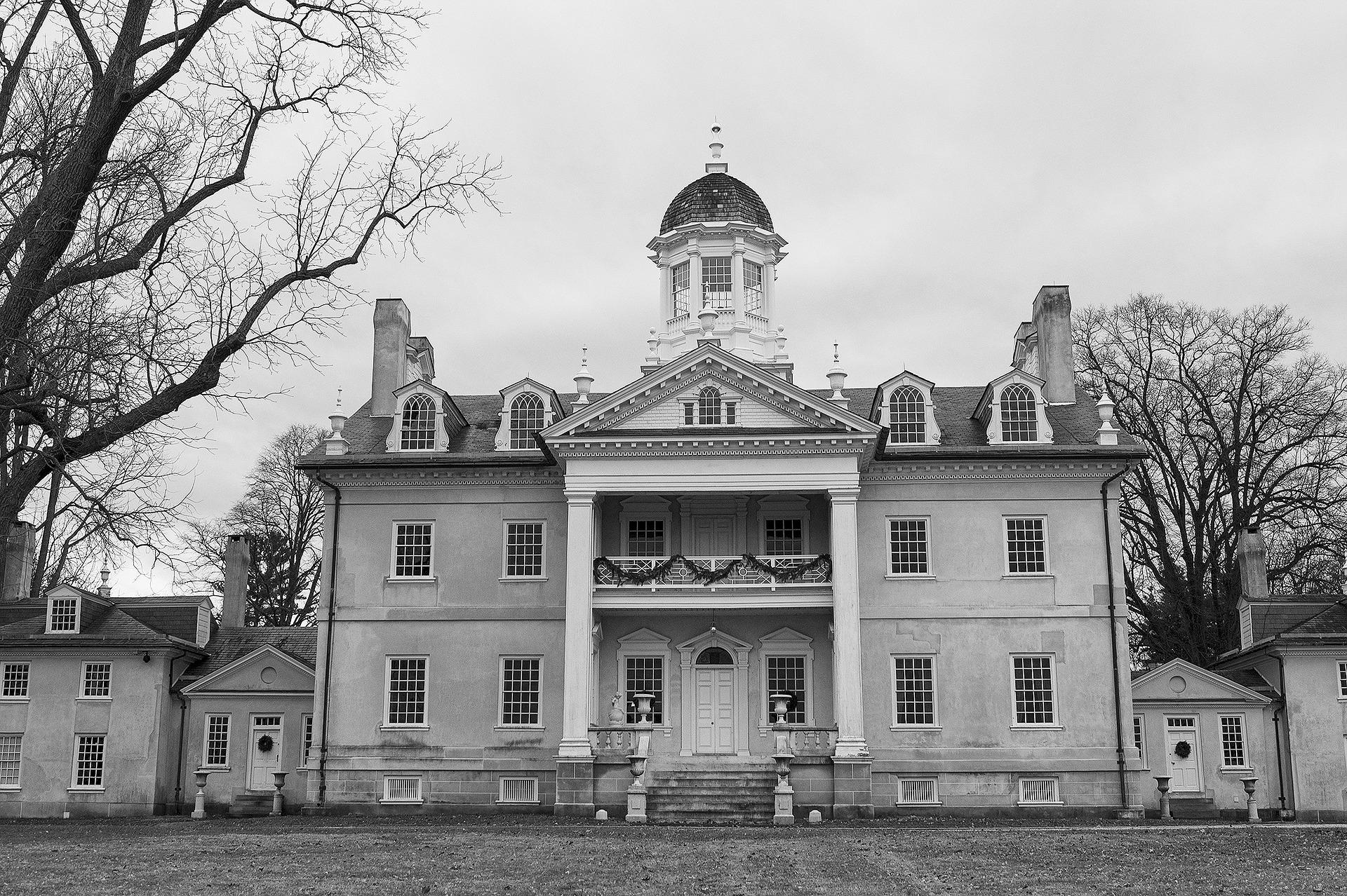 Hamilton Mansion, from Professor Slots blog on Maryland slot machine casino gambling.