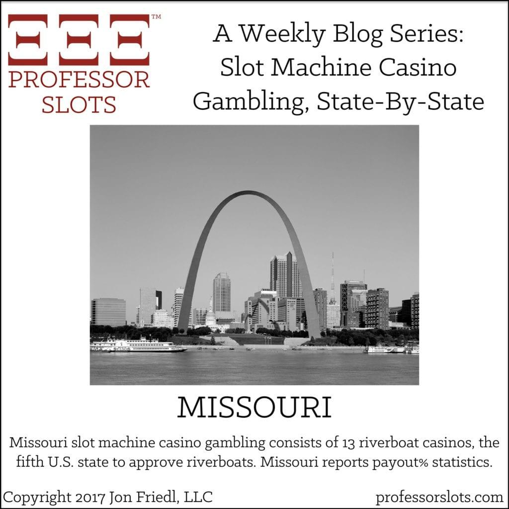 Missouri Slot Machine Casino Gambling