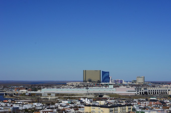 New Jersey Slot Machine Casino Gambling: Atlantic City and the Borgata Casino.