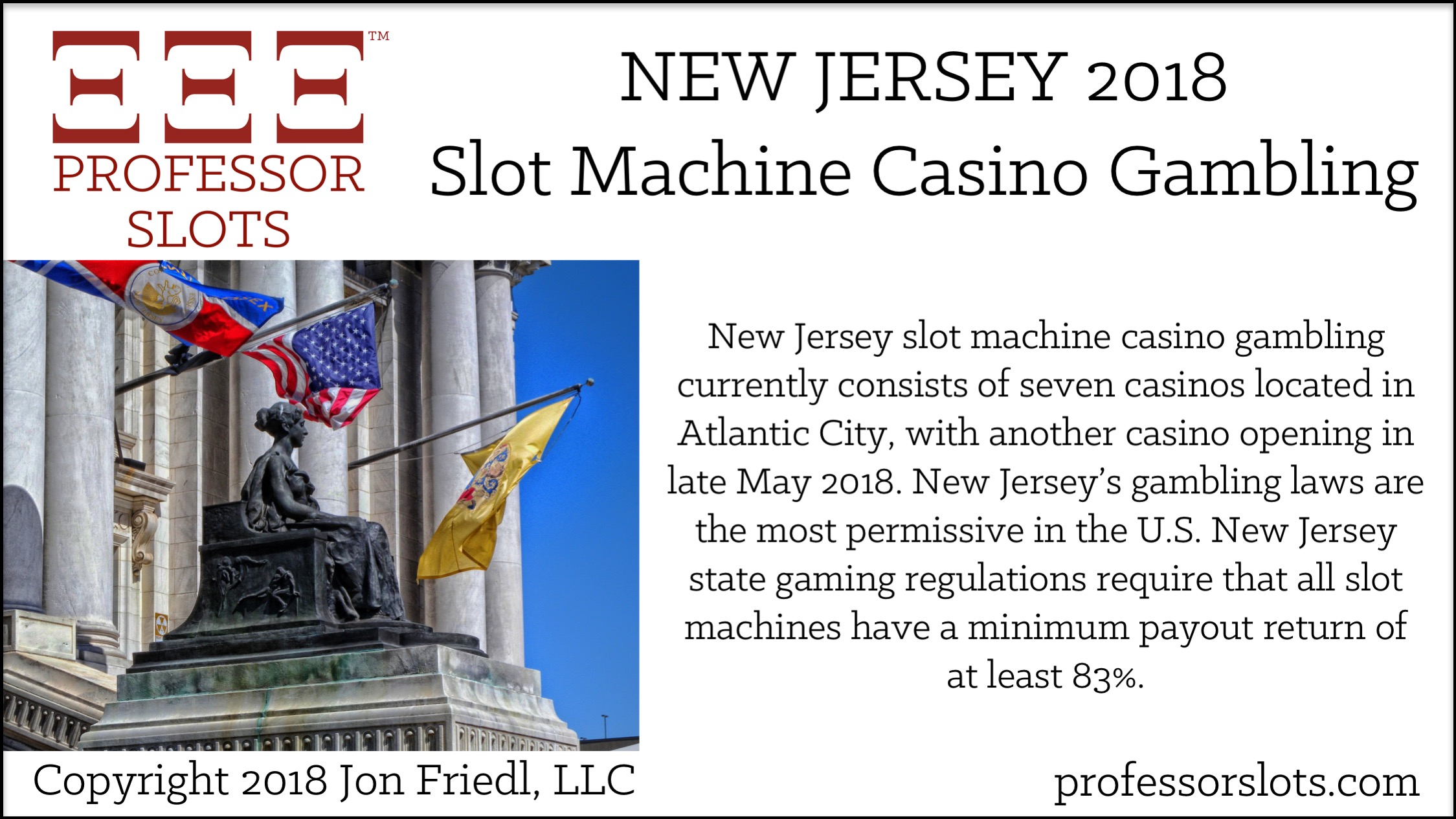 Slot machine normativa 2018