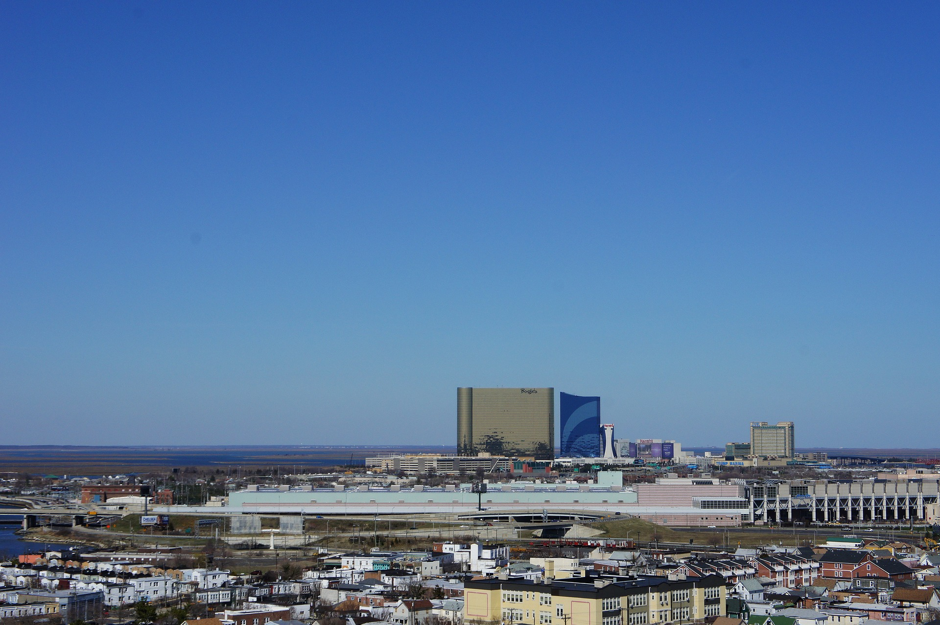 New Jersey Slot Machine Casino Gambling - Atlantic City and the Borgata Casino.
