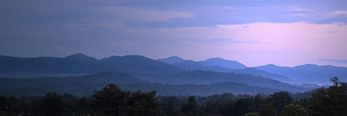 North Carolina Slot Machine Casino Gambling: The Great Smoky Mountains.
