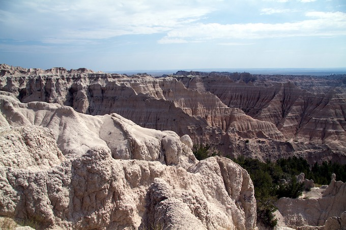 North Dakota Slot Machine Casino Gambling 2018: Badlands National Park.