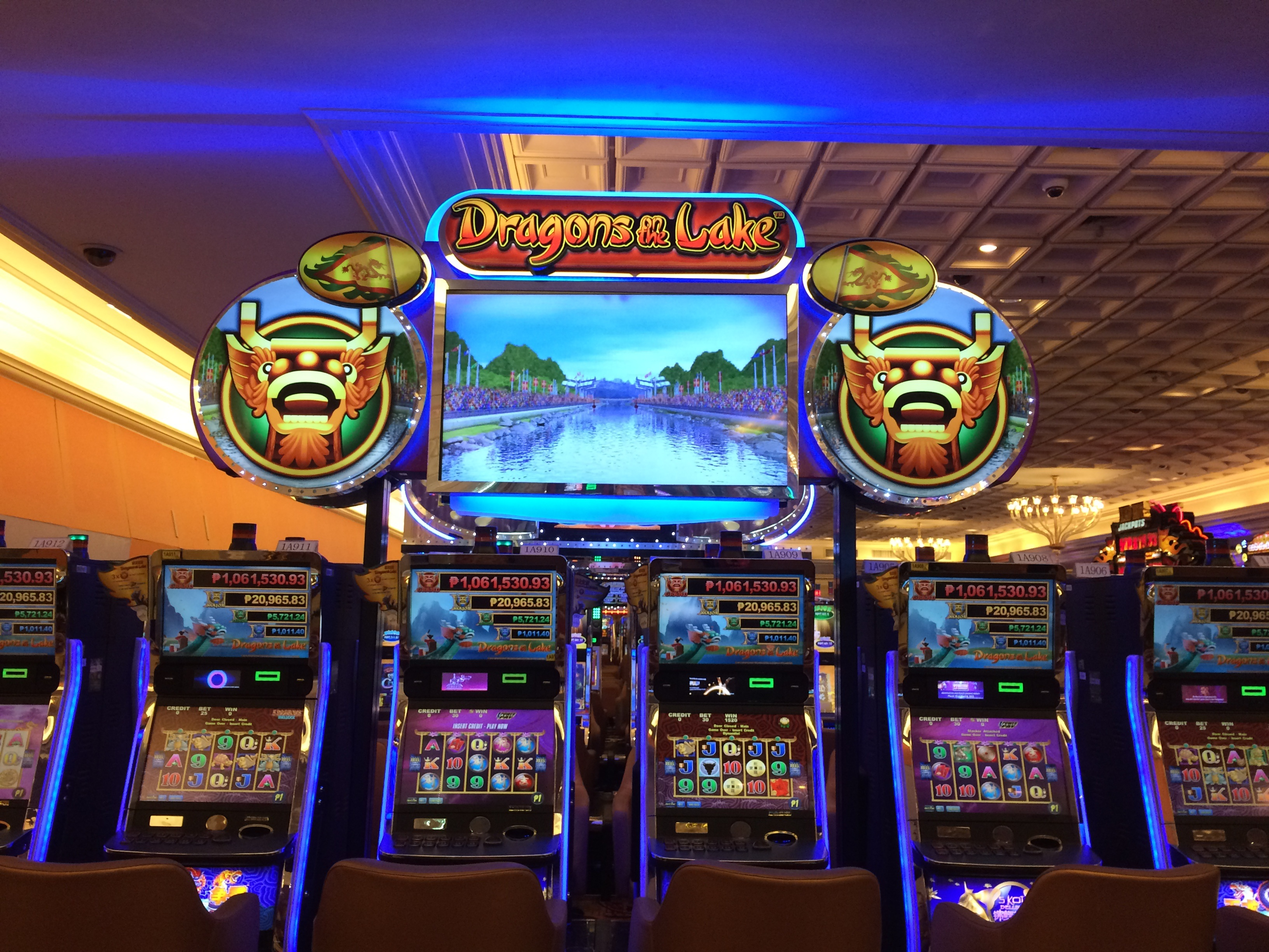 Progressive Slot Machines
