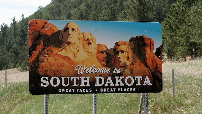 South Dakota Slot Machine Casino Gambling 2018: Welcome to South Dakota - Great Faces, Great Places!