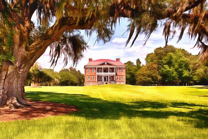 South Carolina Slot Machine Casino Gambling 2018: A southern plantation.