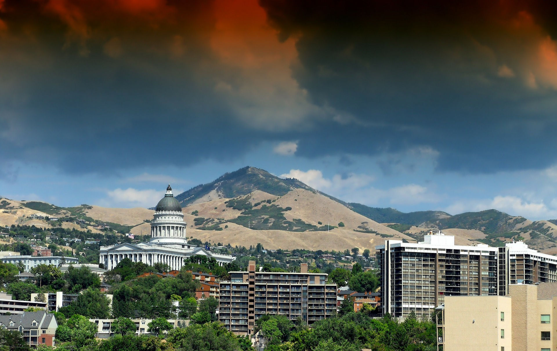 Utah slot machine casino gambling ... does not exist.