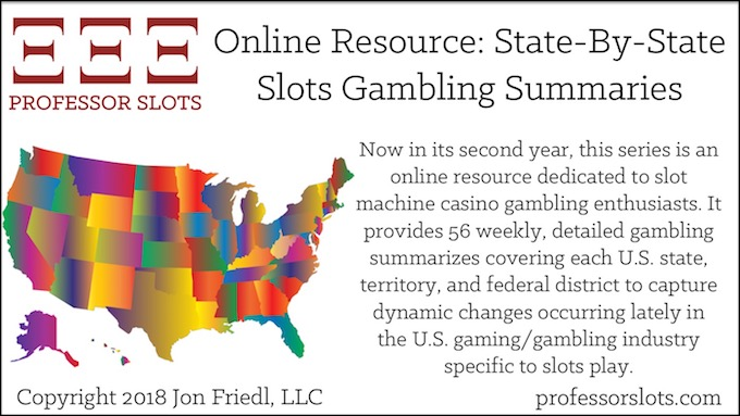 Online Resource: State-By-State Slots Gambling Summaries