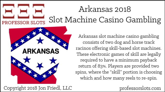 Gambling age in arkansas reservation casino