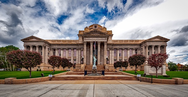 Pueblo State Capital Building (Colorado Slot Machine Casino Gambling 2018)