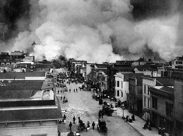 The Great 1906 San Francisco Earthquake [Slot Machine History|